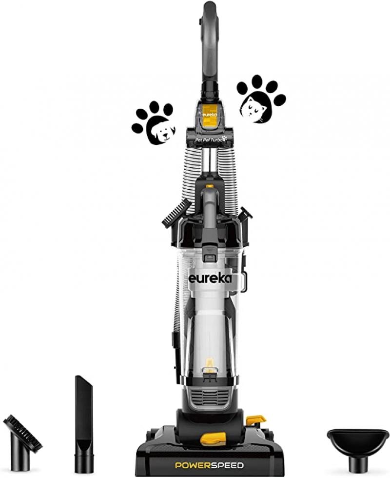 ihocon: Eureka PowerSpeed Bagless Upright Vacuum Cleaner 直立式吸塵器