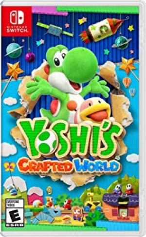 ihocon: Nintendo Switch遊戲 - Yoshi's Crafted World