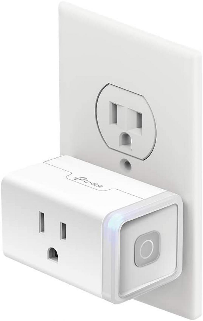 ihocon: [不在家也能遙控電器]Kasa Smart Plug HS103, Smart Home Wi-Fi Outlet 智能插座