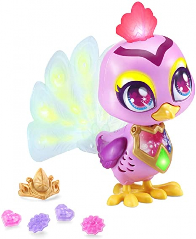 ihocon: VTech兒童玩具 Myla's Sparkling Friends, Penny The Peacock