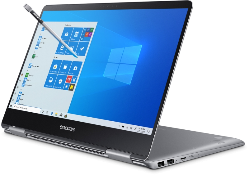 ihocon: Samsung Notebook 9 Pro 15 NP940X5N-X01US Laptop (13.3 Touchscreen, i7-8565U, 16GB, 256GB SSD)