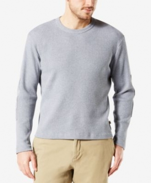 ihocon: Dockers, Dockers Men's Waffle-Knit Long-Sleeve T-Shirt