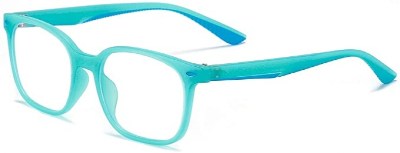 ihocon: MAXJULI Kids Blue Light Blocking Glasses 兒童抗藍光眼鏡