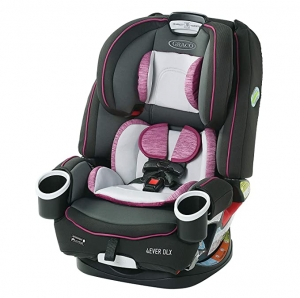 ihocon: Graco 4Ever DLX 4-in-1 Convertible Car Seat 4合1兒童汽車安全座椅