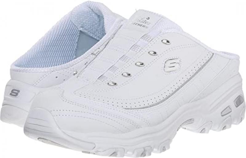 ihocon: Skechers Women's D'Lites Sport Sneaker Shoes 女鞋