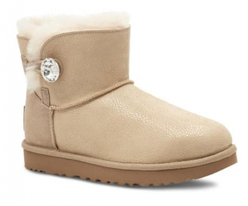 ihocon: UGG Bling Sting Genuine Shearling Lined Boot 女靴