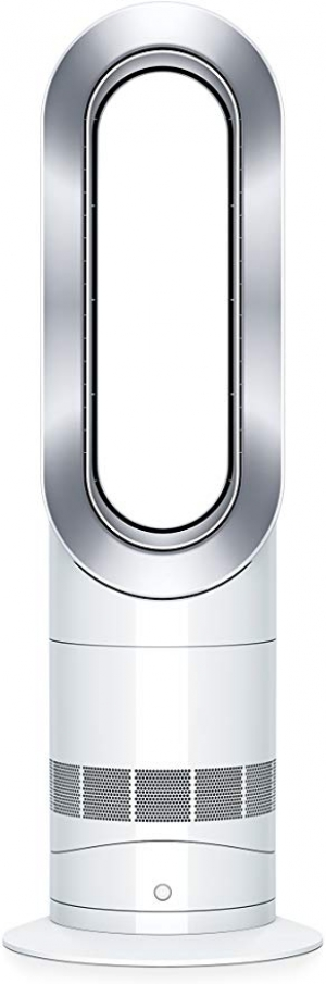 ihocon: Dyson Hot + Cool Jet Focus AM09 Fan Heater White/Silver (61874-01) 冷熱扇