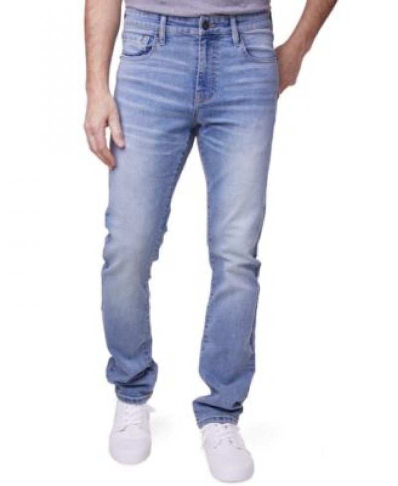 ihocon: Lazer Men's Slim-Fit Stretch Jeans 男士牛仔褲
