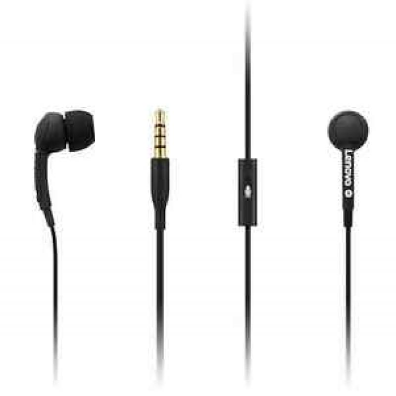ihocon: Lenovo 100 In-Ear Headphone 耳機(有線)