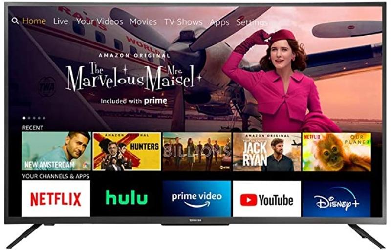 Toshiba Smart HD TV 智能高清電視 $119.99(原價$179.99)