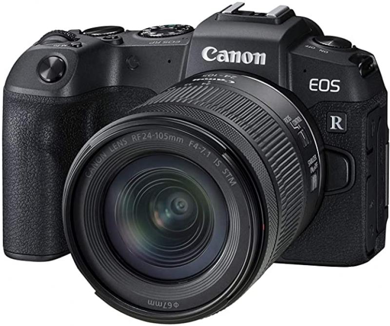 Canon EOS RP 全畫幅無反光鏡單眼相機 + RF24-105mm鏡頭 $1,299(原價$1,399)