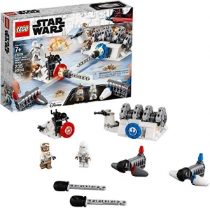 ihocon: LEGO Star Wars: The Empire Strikes Back Action Battle Hoth Generator Attack 75239(235 Pieces)