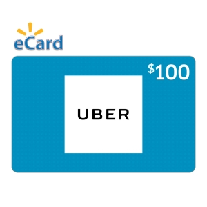ihocon: $100 Uber Gift Card (email Delivery)只賣$90