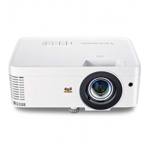 ihocon: ViewSonic 1080p Short Throw Projector with 3000 Lumens 22, 000: 1 DLP 3D Dual HDMI 家庭影院投影機