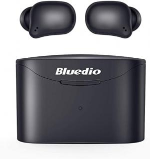 ihocon: Bluedio T-elf 2 Bluetooth True Wireless Earphones with Mic 藍芽真無線耳機