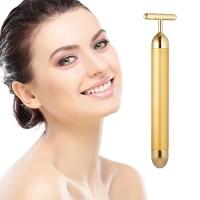 ihocon: DANGSHAN Beauty Bar 24k Golden Pulse Facial Massager 24K金脈衝美容棒
