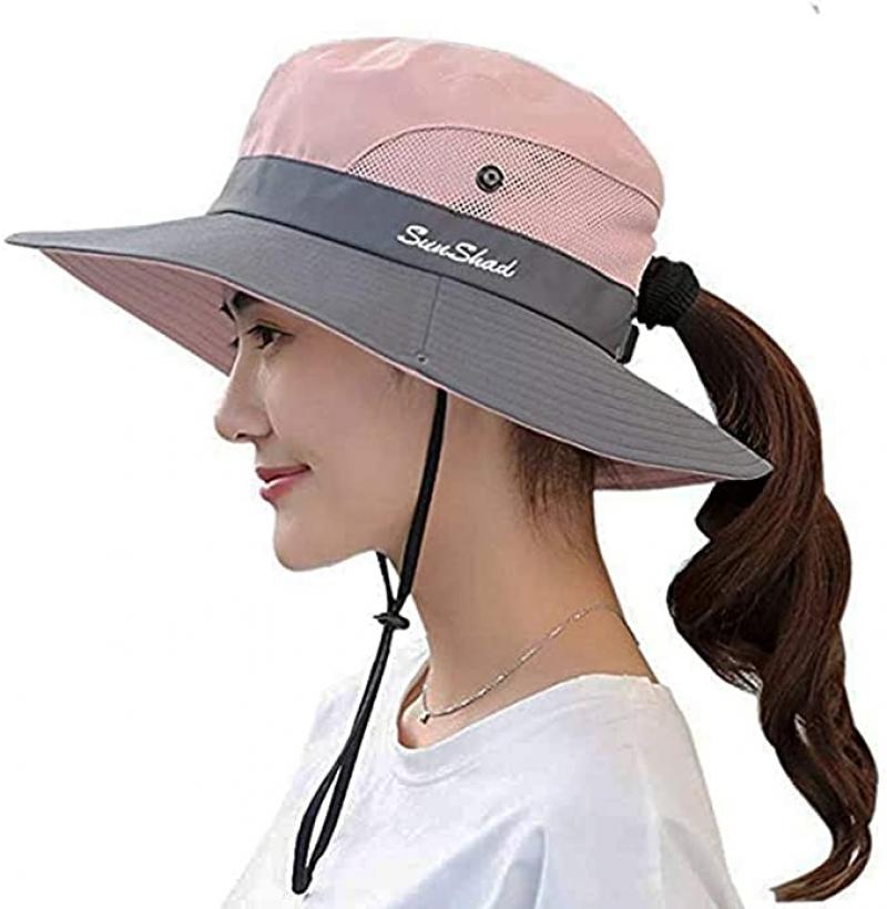 OVOY 遮陽女帽 $6.98