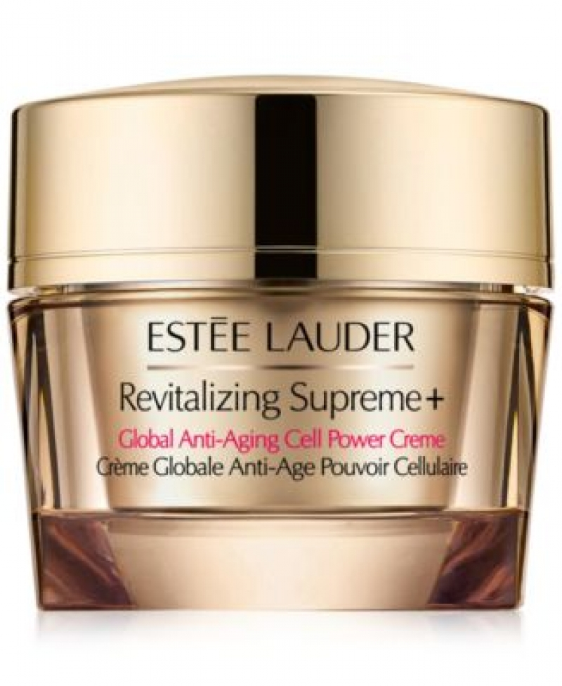 ihocon: Estee Lauder Revitalizing Supreme+ Global Anti-Aging Cell Power Creme, 1-oz. 雅詩蘭黛抗老霜