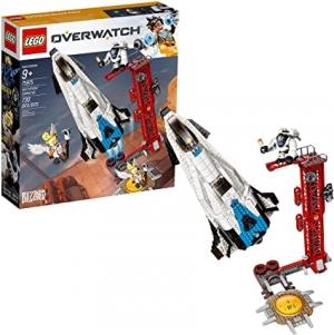 LEGO Overwatch Watchpoint: Gibraltar 75975 (730 Pieces) $59.99免運(原價$89.99)