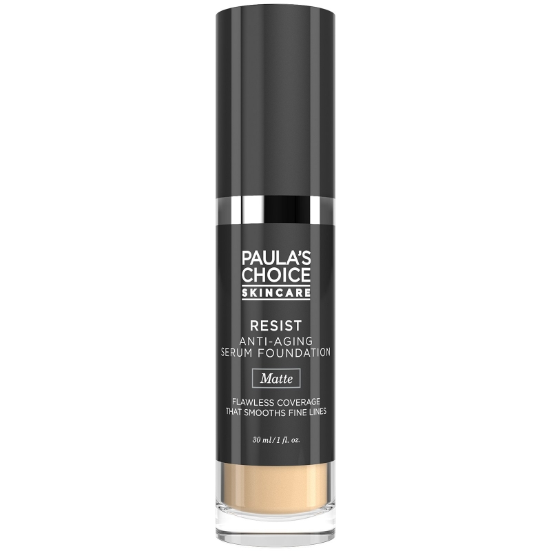 ihocon: Paula's Choice Resist Anti-Aging Serum Matte Foundation 1 fl. oz 寶拉精選抗衰老精華啞光粉底液