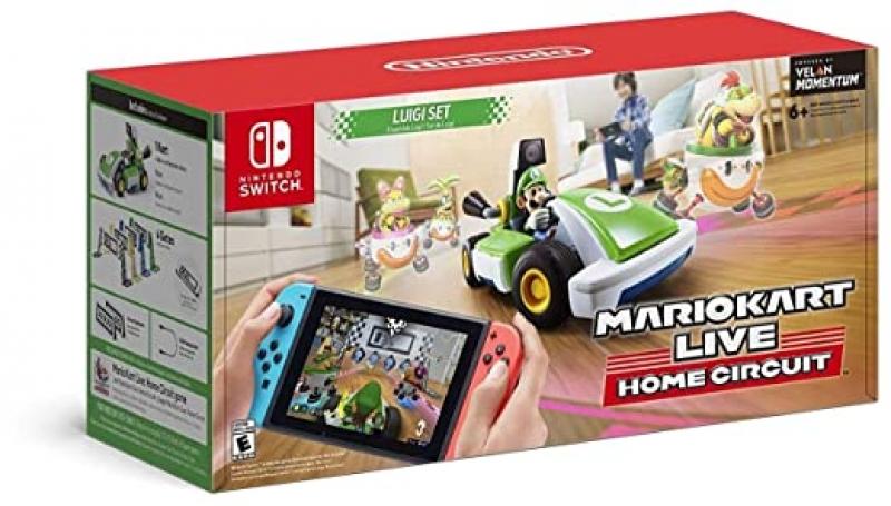 ihocon: [Nintendo Switch] Mario Kart Live: Home Circuit