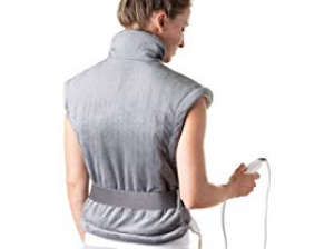 ihocon: PureRelief XL Back & Neck Heating Pad  肩頸背部電熱敷熱