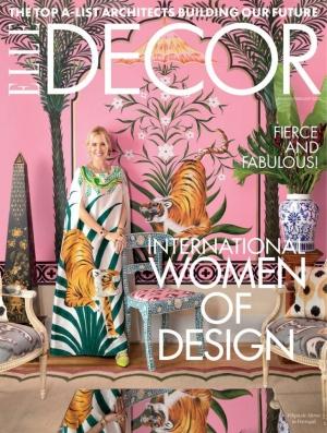 ihocon: Elle Decor Magazine 雜誌 一年10期
