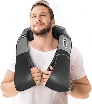 [今日特賣] InvoSpa 加熱指壓肩頸部按摩器 $29.73免運(原價$49.97)