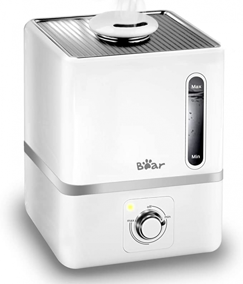 ihocon: BAR Bear 3L Cool Mist Humidifier with Essential Oil Tray 室內加濕器 (可加精油)