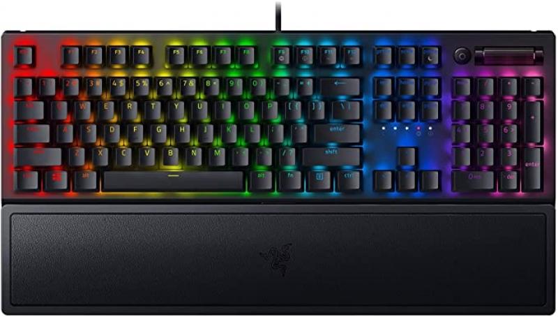 ihocon: Razer BlackWidow V3 Mechanical Gaming Keyboard 機械遊戲鍵盤