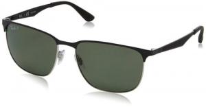 ihocon: Ray Ban RB3569-90049A-59 Polarized Sunlgasses Black Frame Green Lenses 偏光太陽眼鏡