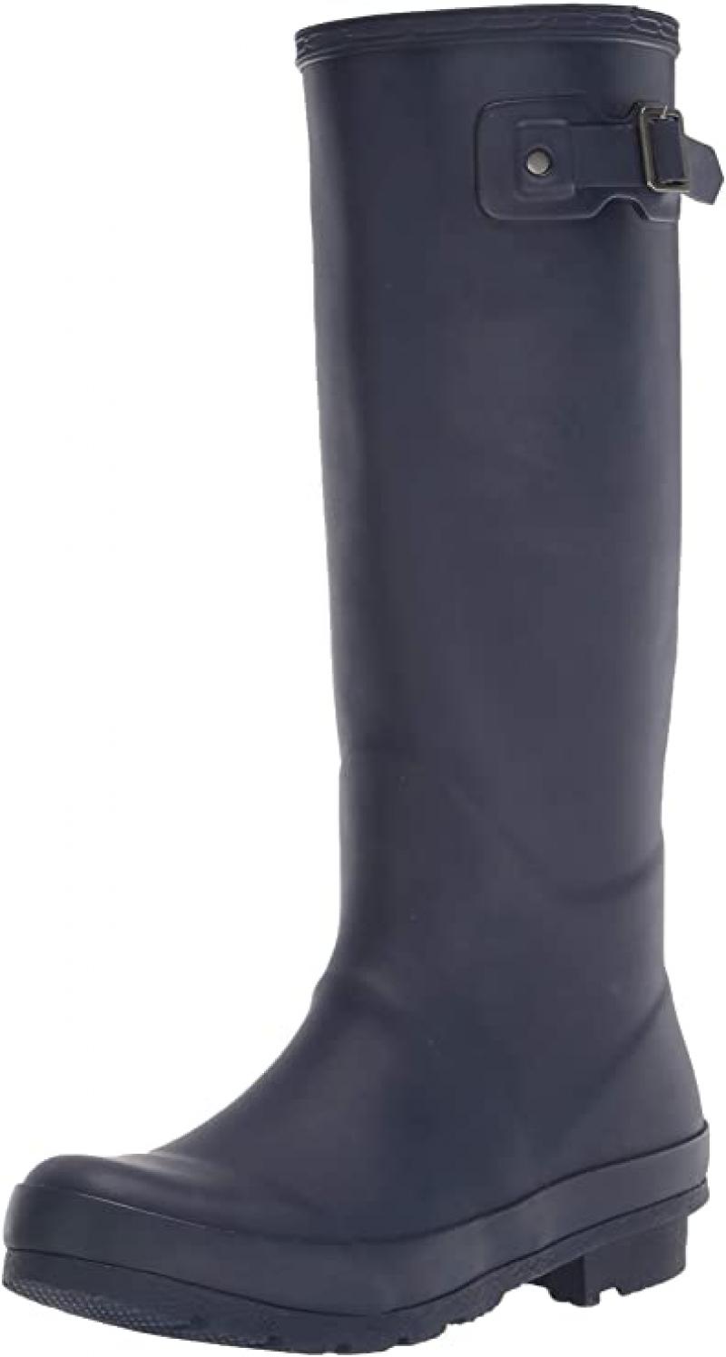 ihocon: Amazon Essentials Women's Tall Rain Boot 女士高筒雨靴