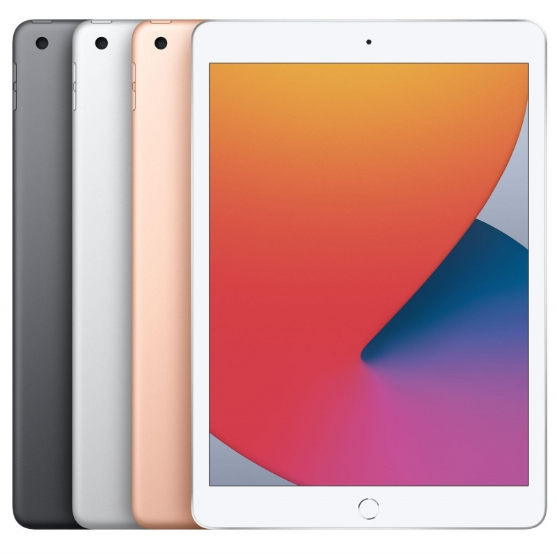 ihocon: [最新款] New Apple iPad (10.2-inch, Wi-Fi, 32GB) - Gold (Latest Model, 8th Generation)