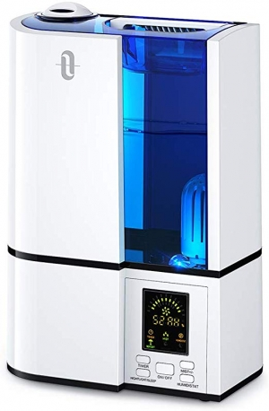 ihocon: TaoTronics ltrasonic Cool Mist Humidifier, 4L 超音波室內加濕器