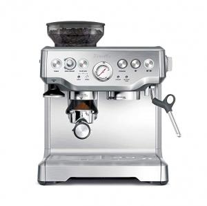 ihocon: Breville the Barista Express Espresso Machine, BES870XL義式咖啡機