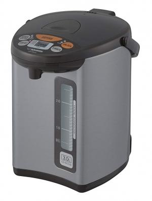 ihocon: Zojirushi CD-WCC30 Micom Water Boiler & Warmer, Silver 熱水瓶