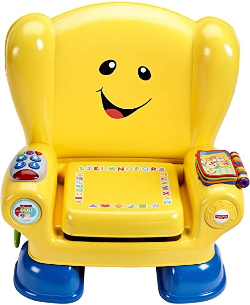 ihocon: Fisher-Price Laugh & Learn Smart Stages Chair 智能學習椅