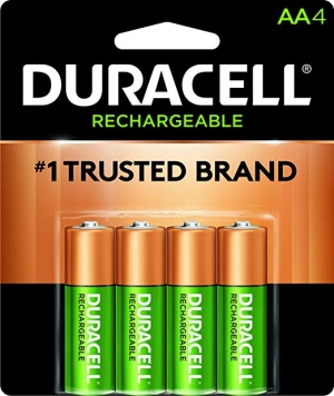 ihocon: Duracell - Ion Speed 1000 Battery Charger with 4 AA Batteries - charger for AA and AAA batteries 電池充電器含4個AA電池