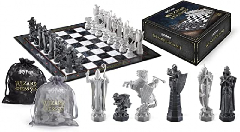 ihocon: Harry Potter Wizard Chess Set 哈利·波特巫師西洋棋