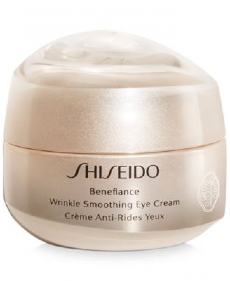 ihocon: Shiseido- Benefiance Wrinkle Smoothing Eye Cream, 15 mL/0.51 Fl Oz 資生堂眼霜
