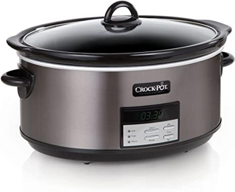 ihocon: Crock Pot Slow Cooker|8 Quart Programmable可程序慢燉鍋