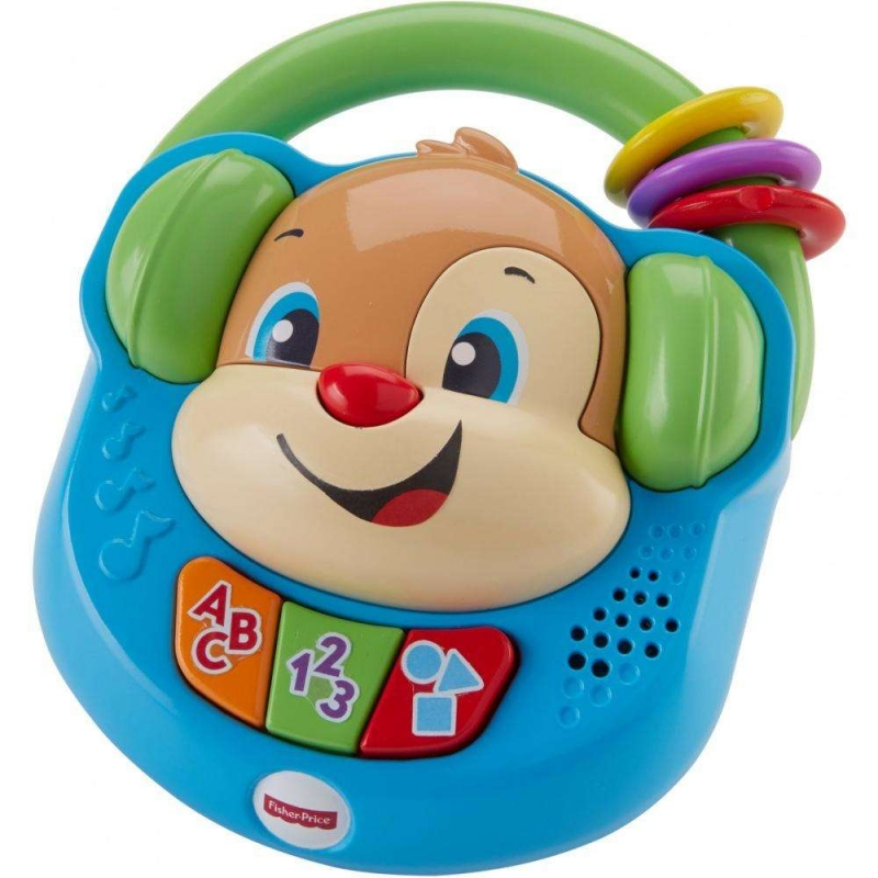 ihocon: 嬰兒玩具Fisher-Price Laugh & Learn Sing & Learn Music Player