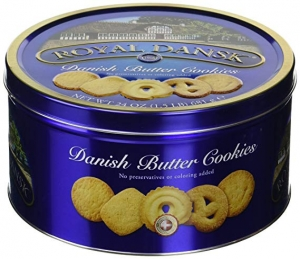 ihocon: Royal Dansk Danish Butter Cookies, 24 oz. (1.5 LB)  丹麥曲奇餅