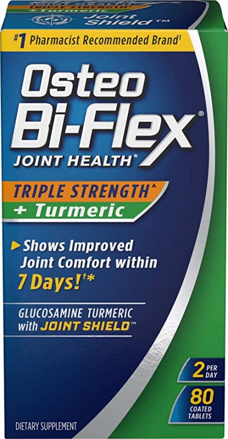 ihocon: [關節保養] Osteo Bi-Flex, Triple Strength + Turmeric