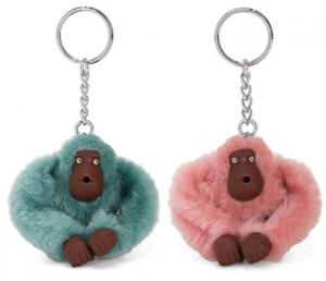 ihocon: Kipling Sven Monkey Keychain 鑰匙圈