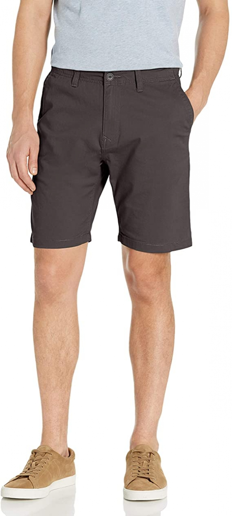 ihocon: Lucky Brand Men's Flat Front Shorts 男士短褲