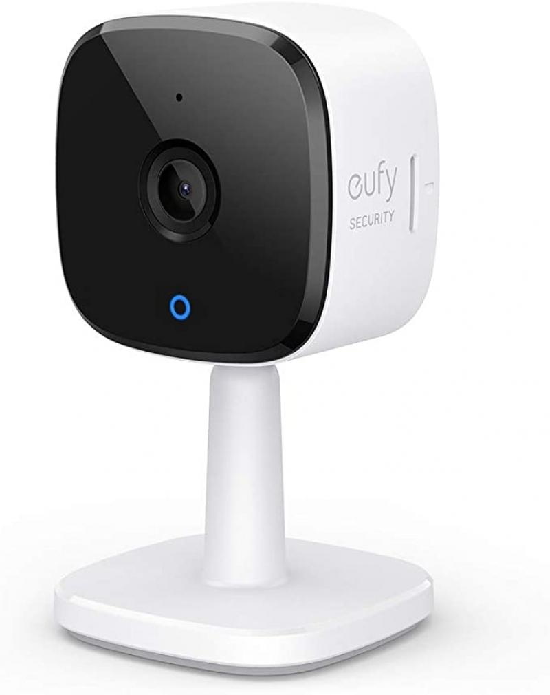 ihocon: eufy Security 2K Indoor Camera with Wi-Fi, IP Camera 室內監視攝像頭