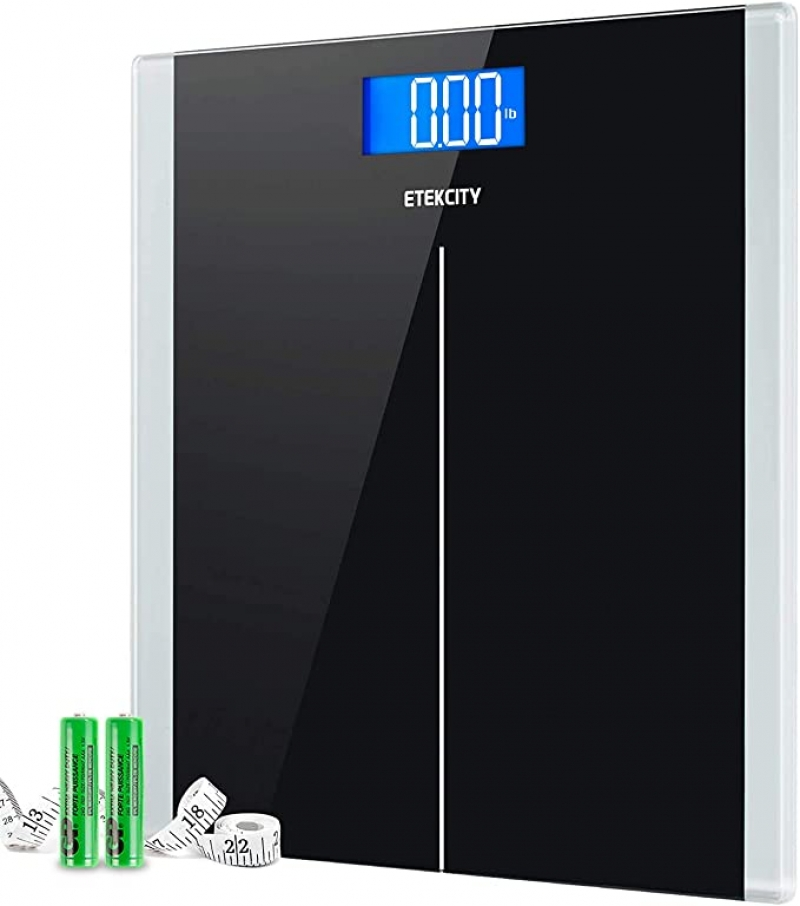 ihocon: Etekcity Digital Body Weight Scale 體重秤