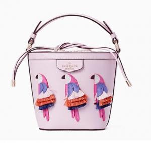 ihocon: Kate Spade pippa flock party small bucket bag 小水桶包
