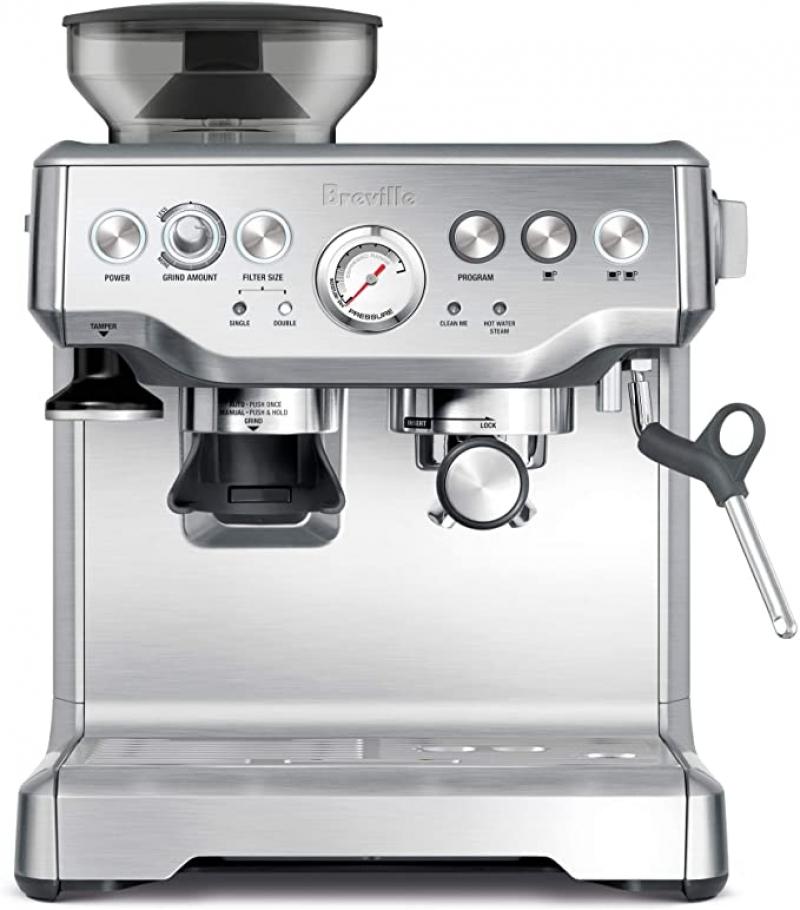 ihocon: Breville BES870XL Barista Express Espresso Machine 義式濃縮咖啡機